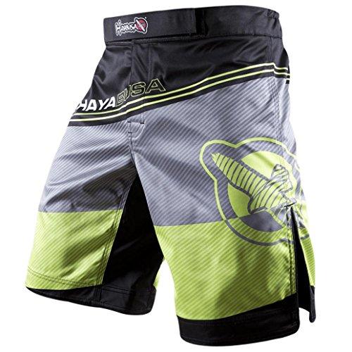 Hayabusa Herren Kyoudo Prime Performance MMA Shorts, Herren, grün, 30 Waist -