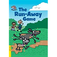 L5: The Run-away Game (Espresso Phonics) by Gill Budgell (2013-04-25)