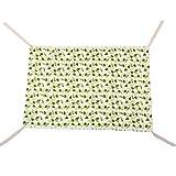 0-2years Baby Baumwolle Hängematte, Neugeborenes Kleinkind Baby Säuglingsbett elastische abnehmbare Kinderbett (Pattern : Watermelon)