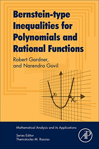 Preisvergleich Produktbild Extremal Problems and Inequalities of Markov-Bernstein Type for Algebraic Polynomials (Mathematical Analysis and its Applications)