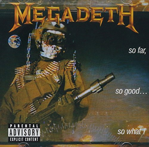 Megadeth: So Far,So Good,So What (Remastered) (Audio CD)