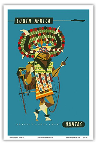 south-africa-african-native-costumed-dancer-qantas-empire-airways-qea-vintage-airline-travel-poster-