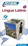 Lingua Latina ; Enregistrements CD Audio (x4)