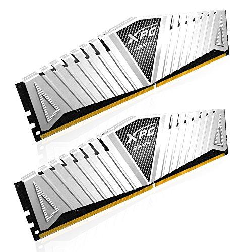 Adata, modulo di memoria, 2.133 MHz, 8GB DDR4-2133 8GB DDR4 bianco White 8GB (4GBx2)