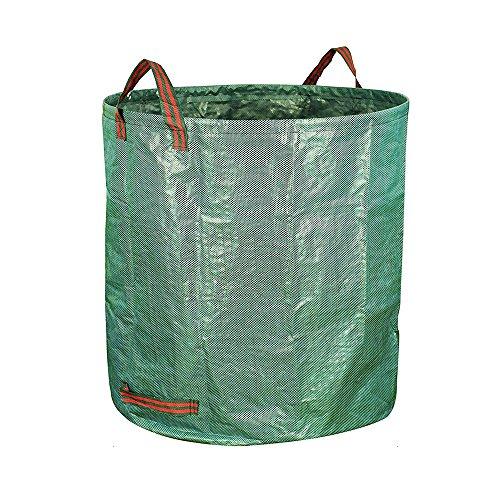 YA-Uzeun Caddy Organizer Putzbeutel Sack Set Laubsack Garten Abfallbeutel Müllbeutel 272L