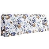 GUOWEI große Rückenlehne Kissen Kissen Bett Pad Rückenlehne Lumbales Schwamm Softcase Nickerchen mit Kopfteil Nachttisch
