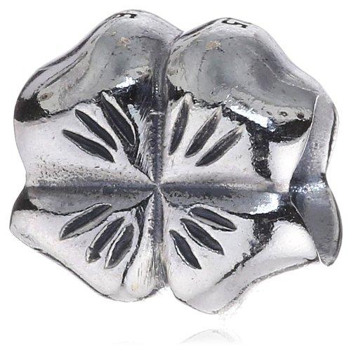 Pandora Damen-Bead Sterling-Silber 925 Kleeblatt Kasi