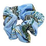 Anneau de corde de cheveux élastiques pour femmes avec une bande de cheveux de mode simple et décontractée pour queue de cheval