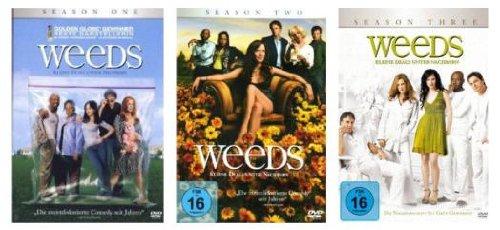 Season 1-3 (7 DVDs)