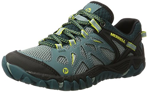 Merrell Women All Out Blaze Aero Sport Low Rise Hiking Shoes, Multicolor...
