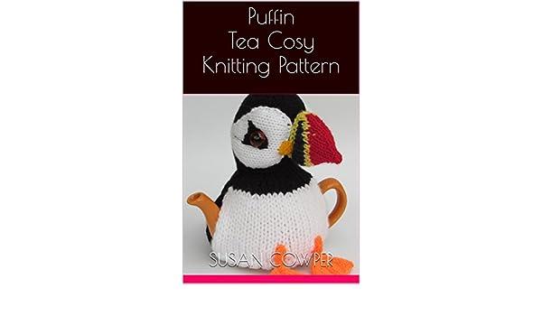 Puffin Tea Cosy Knitting Pattern Ebook Susan Cowper Amazon