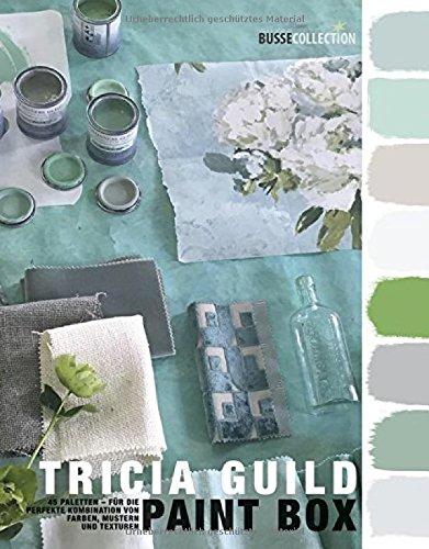 Paint Box: 45 Paletten - Für die perfekte Kombination von Farben, Muster, Texturen - Bus-boxen