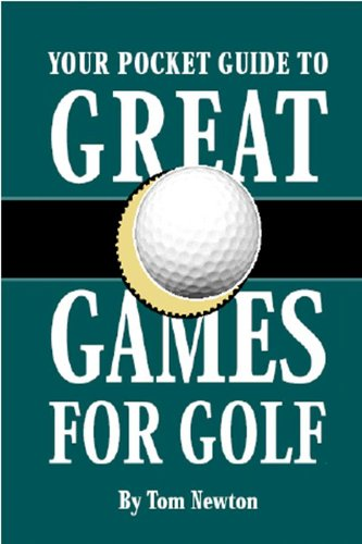 Your Pocket Guide to Great Games for Golf