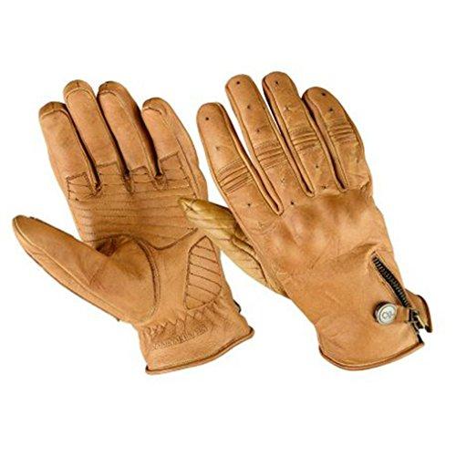 VSTREET Handschuhe Leder das Bobber, cognac, Größe XXL