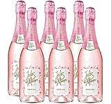 Jules Mumm Sekt Rosé Dry (6 x 0,75l) – leckerer, trockener Sekt aus fruchtig-frischen Weinen