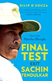 Final Test: Exit Sachin Tendulkar