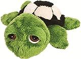 Suki Gifts 14290 - Rocky Schildkröte mit Fussball Panzer, 15 cm, grün