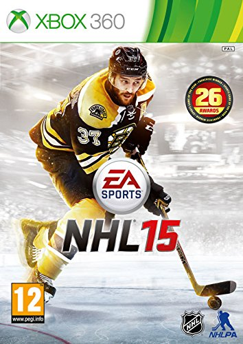 NHL 15 (Xbox 360) [UK IMPORT] - Xbox 360-nhl