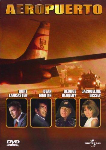 Preisvergleich Produktbild Aeropuerto (Import Dvd) (1970) Lancaster,  Burt; Martin,  Dean; Kennedy,  George;