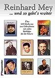 Reinhard Mey: ..und so geht's Liederbuch Gitarre - Reinhard Mey Lieder 1986-2000