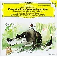 Prokofiev: Pierre Et Le Loup; Symphonie Classique Op.25; Marche Op.99; Overture Op.34