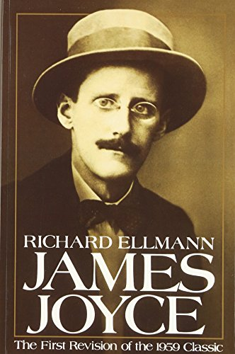 James Joyce (Oxford Lives)