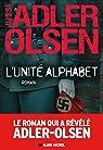 L'Unité Alphabet par Adler-Olsen