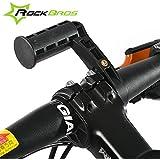 Soportes de manillar de la bicicleta Rockbros bicicleta multifunción extensores