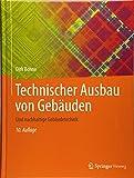Technischer Ausbau von Gebäuden: Und nachhaltige Gebäudetechnik