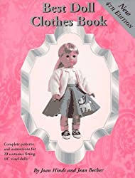 Fancywork and Fashion's Best Doll Clothes Book by Joan Hinds (1997-06-01)
