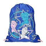 Speedo Kinder Disney Wet Kit Tasche, Frozen Beautiful Blu/Turquoise, One Size