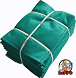 #7: Hippo - Shade Net Fabric - 3 x 10 Meter - Green with Utility Border (Bundle Form) and 90% Shade Factor