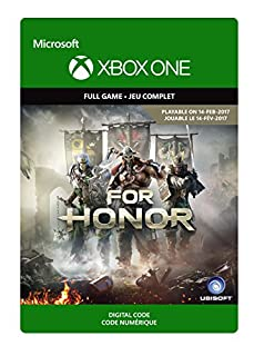 For Honor [Xbox One - Download Code] (B01H2E6NO8) | Amazon price tracker / tracking, Amazon price history charts, Amazon price watches, Amazon price drop alerts