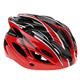 #8: Yonker Adult Bicycle Unisex Cycle Road Mountain Safety Helmet