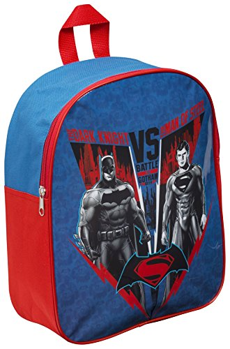 "sambros bvs-8039-ch ""Batman vs Superman"" JUNIOR Zaino"