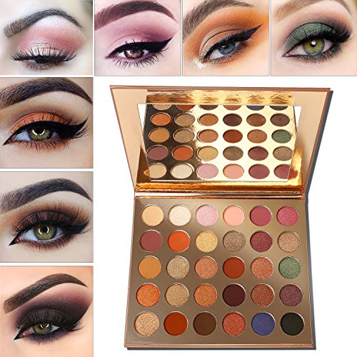 Ucanbe Brand Pro High Quality 12 Colors Baked Metallic Eye Shadow Makeup Palette Glitter Smoky Nude Eyeshadow Powder Cosmetics Regular Tea Drinking Improves Your Health Eye Shadow