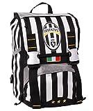 Seven Juventus 2B6001601-F75 Zaino Sdoppiabile, Estensibile, 28 litri, Poliestere, Multicolore immagine