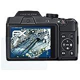atFoliX Panzerfolie für Nikon Coolpix B500 Folie...