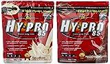 All stars Hy-Pro 85 Beutel 2er Mix Pack (2 x 500 g) Schoko/Banane, 1er Pack (1 x 1 kg)