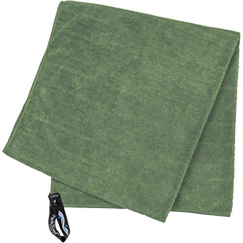 PackTowl Reisehandtuch/Outdoor-Handtuch, unisex, Rainforest (Basis Behandlung)