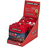 Conower Beef Jerky - Classic Beef Flavoured - Display 12 x 25g