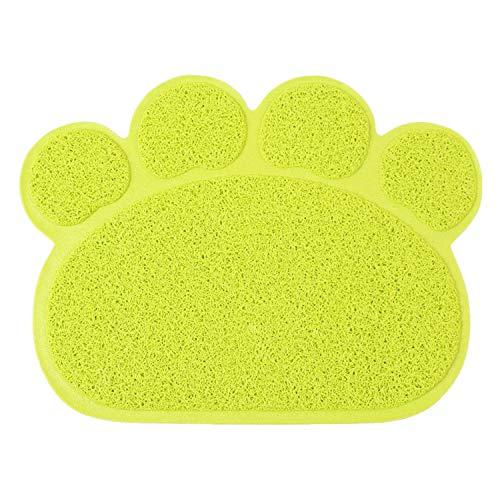 Sunonvi Haustier Hund Katze Fütterung Mat Pad Dish Bowl Lebensmittel Wasser Feed Tischset Puppy Bed Blanket Table -