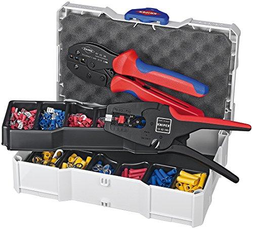 Preisvergleich Produktbild KNIPEX 97 90 22 Crimp-Sortiment für Kabelverbinder