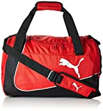 PUMA Sporttasche evoPOWER Small Bag, red/black/white, 49 x 20 x 0.5 cm, 30 liter, 073879 03