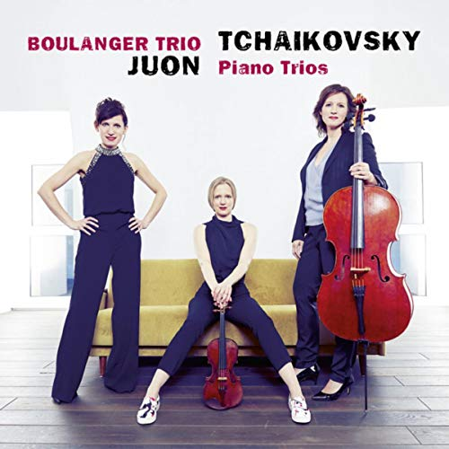 Juon, Tchaikovsky: Piano Trios