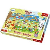 Trefl Disney Winnie The Pooh Super Party Game