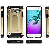 mobilefox Smartphone Housse de protection Coque safe-grip Samsung Galaxy A32016or