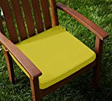 Lushomes Cotton Palm Chair Pads with 4 S...