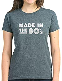 CafePress - Made In The 80'S - Womens Cotton T-Shirt
