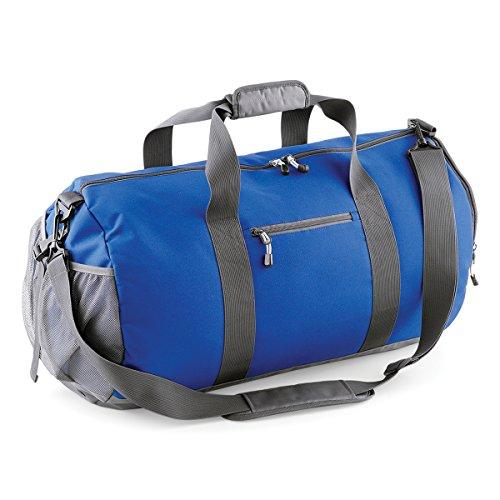 BagBase Tasche fur Gym Freizeitsport Seesack 62x35x35cm 58L Fitness Bright Royal